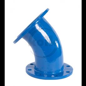 Flensbocht 45° (FFK 45°) PN10/16