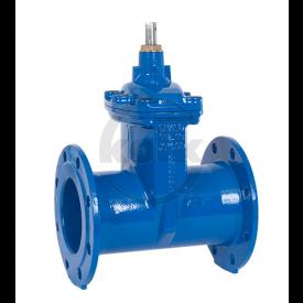 Schuifafsluiter met flens (SF5) PN10/16 - F5