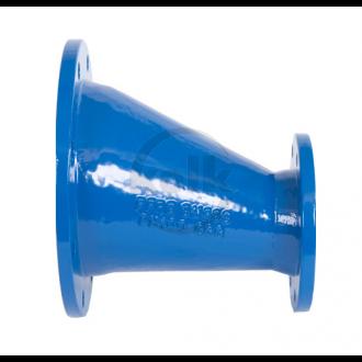 Flens reduceerstuk excentrisch (FFRe) PN10/16