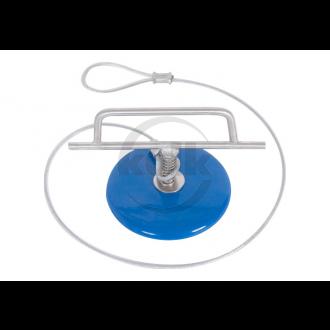 Klauwdeksel met handgreep (KD-DB)